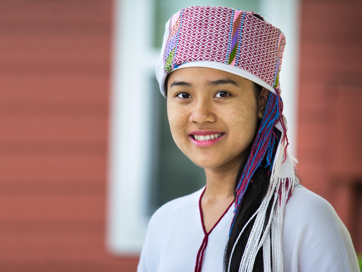 Naw Bi Tha - The World Outside